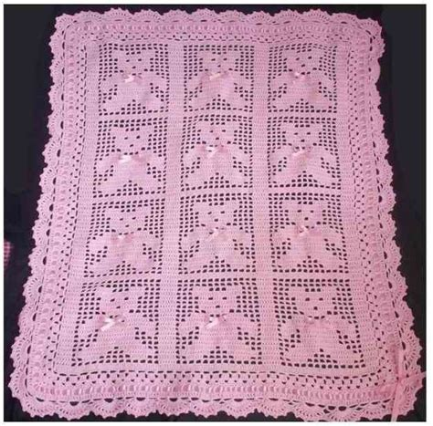 como tejer crochet para colcha en cuadros colchas cobijas para bebes tejidos a crochet mejor