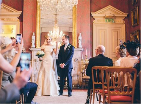 Thorne Smith Marries In Secret Ceremony by Stately Home Wedding