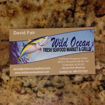 business cards scottsdale az seafood market grille closed 13 photos