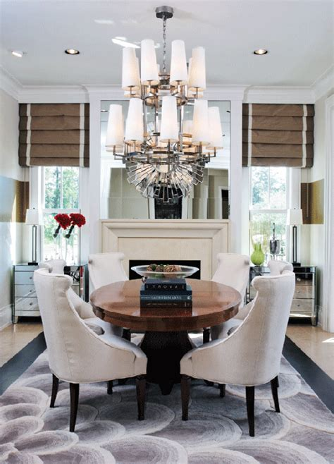 Dining Room Design With Fireplace Dining Rooms With Fireplaces The Decorating Files