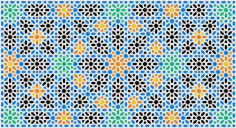 arabic pattern artist yellow wallpaper islamic patterns