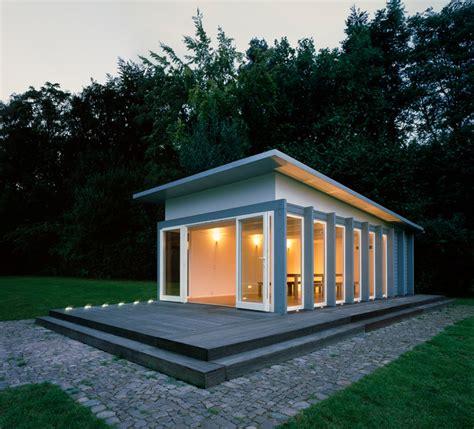 gartenhaus skandinavisch atelier eins skandinavisch gartenhaus hamburg