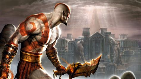 gods of war god of war collection causes chaos on playstation vita