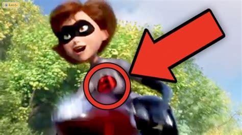 imagenes movibles increibles 10 mensajes ocultos en el trailer de quot los incre 237 bles 2