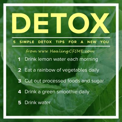 Detoxing Methods For Chemical Sensitivities by Chemical Sensitivity Book Review