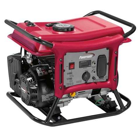 powermate cx series 1 400 watt gasoline powered recoil