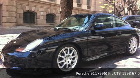 porsche 911 gt3 kit porsche 911 996 kit gt3 1998 rosario