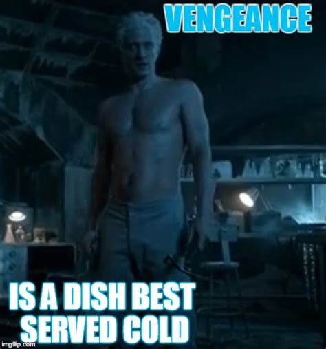Mr Freeze Meme - mr freeze from gotham is back imgflip
