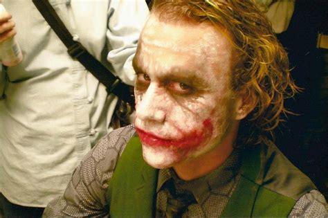imagenes joker heath ledger 7 unseen joker photos that will make you miss heath ledger
