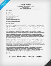 American Airlines Cover Letter Address Flight Attendant Resume Sle Writing Tips Resume Companion