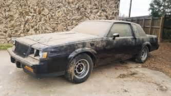Buick Grand National Brand New 1987 Buick Grand Nationals Found