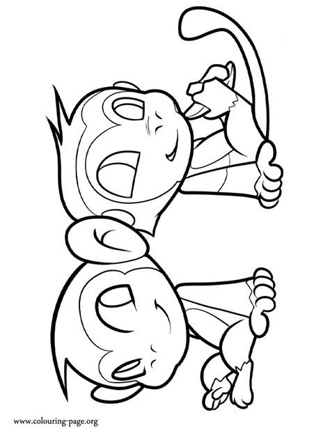 cute baby monkey coloring pages coloring home