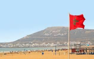 marokko le le bord de mer agadir 224 agadir