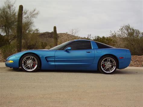 2000 blue corvette 2000 nassau blue coupe for sale arizona