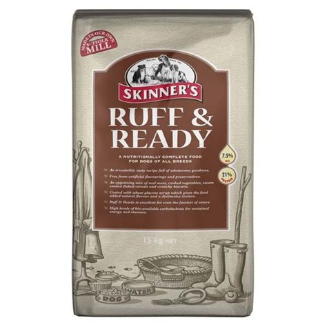 discount skinners ruff ready food 15kg