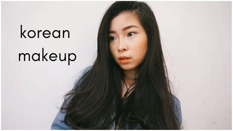 tutorial make up korea bahasa indonesia korean makeup tutorial bahasa indonesia youtube