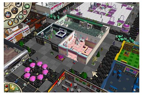 mall tycoon games free download full version