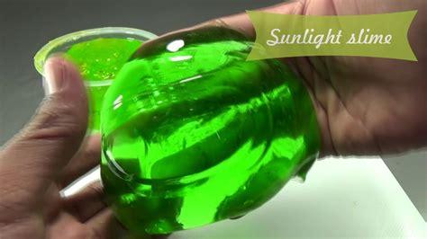 tutorial slime dengan shoo cara membuat slime dengan handsoap versi on the spot