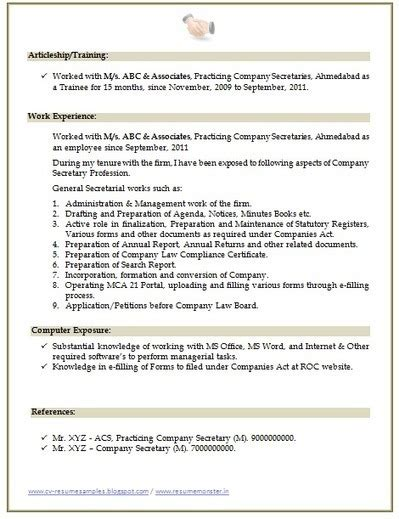 fresher teacher resume format pdf krida info