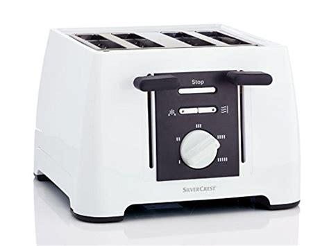 silver crest smart 4 schlitz toaster stod1500a 1 - 4 Schlitz Toaster