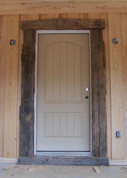 door trim living room pinterest door trims doors rustic door trim sun room trimmed with old barn wood