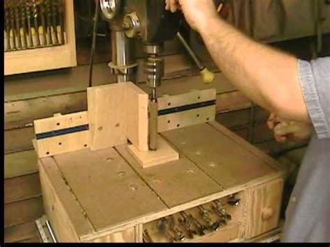 lathe turning   drill press homemade dp table