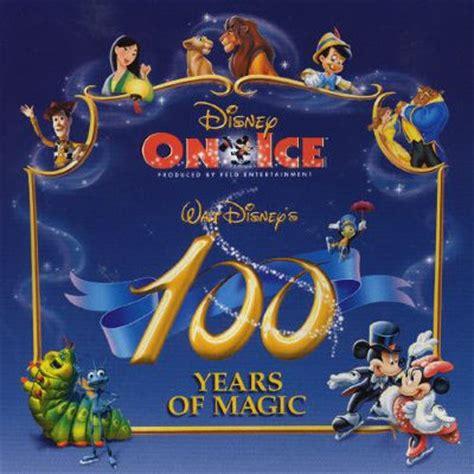 disney on ice: 100 years of magic disney | songs