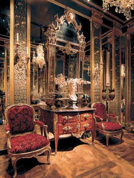 modern interior design  louis xv style luxurious room