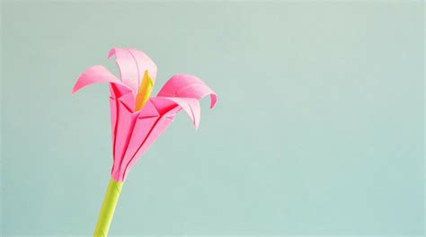 fiori origami tutorial come fare gli origami con i fiori fito