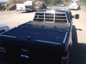 f 150 with heavy duty truck bed cover custom headache