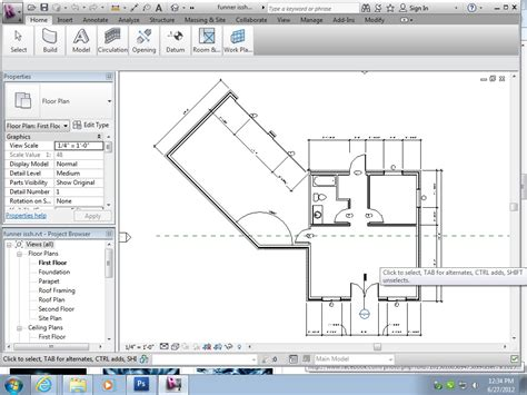 revit floor plans revit house plans