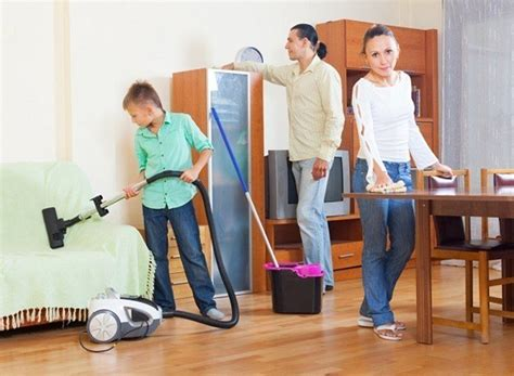 Pictures Of Family Members Doing Household Chores 4 great android apps to get household chores done