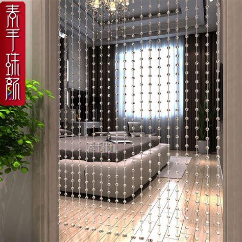 decorative crystal bead curtains ice point bead curtain crystal partition curtain finished