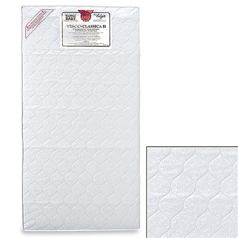 Colgate Classica Crib Mattress Visco Classica Ii Crib Mattress By Colgate Bed Bath Beyond
