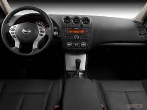 2008 Nissan Altima Interior 2008 Nissan Altima Sedan Interior U S News World Report