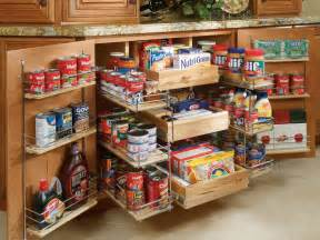 Storage Ideas For Kitchen Cabinets by Pantry Organization And Storage Ideas Hgtv