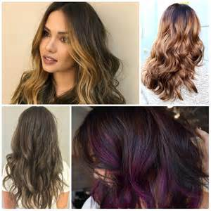 trendy hair colors hair color trends 2017 new hair color ideas trends for