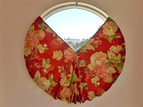 curtains for circular windows blog round window curtain
