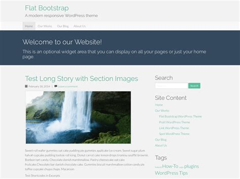 bootstrap themes directory theme directory free wordpress themes