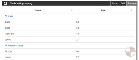 Angularjs Tables by Top 10 Angularjs Table Demos Angularjs 4u