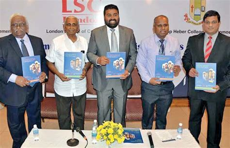 Lsc Mba school of commerce ties up with tiruchy institute