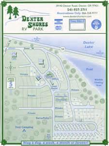 cgrounds oregon map shores rv park cgrounds oregon