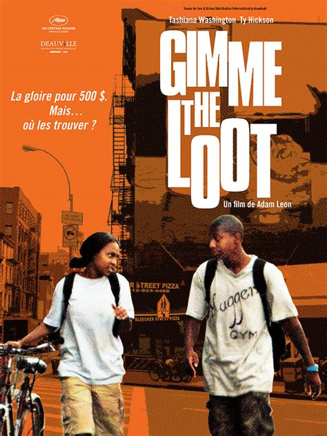 film gangster streaming gimme the loot film 2012 allocin 233