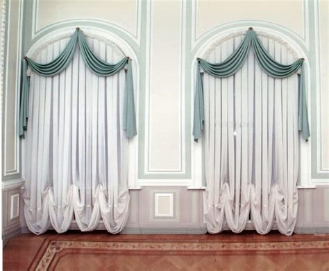arch curtains 20 arch window curtains and tips on arched window treatments
