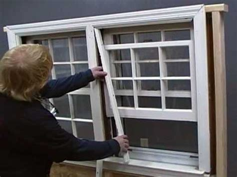 how to install windows on house diy how to install new window on old house doovi