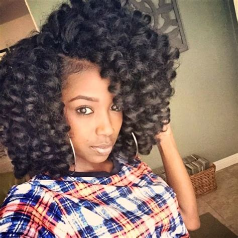 ebony crochet hair trendy crochet braids for black women hairstyles 2017