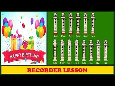 pattern beatbox lagu happy birthday happy birthday cover nose recorder music doovi