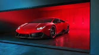 Wallpaper Lamborghini 2016 Lamborghini Huracan Lp580 2 Novitec Torado 4k