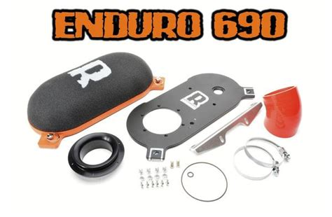 design intake there should be a little mighty bar like rottweiler performance intake system ktm 690 enduro 2008