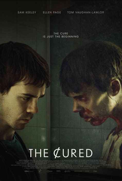 the cured teaser trailer